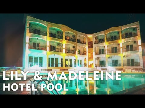 "Lily & Madeleine - ""Hotel Pool"" [Official Video]"