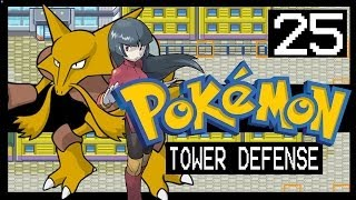POKEMON TOWER DEFENSE WALKTHROUGH - SAFFRON CITY
