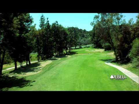 DeBell Golf Course Burbank Ca, Aerial Flyover - Hole 3 Mp3