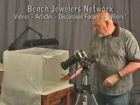 & Jewelry Photography - Light Tents - YouTube