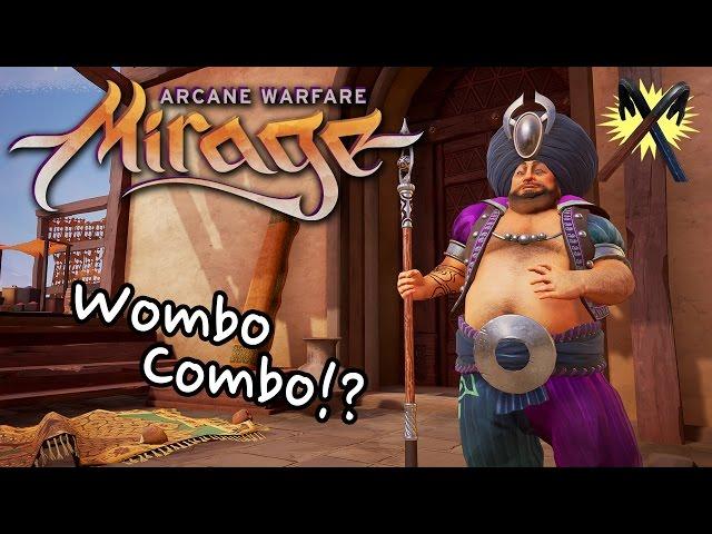 Mirage Beta - Arcane Wombo Combo (Sort of)