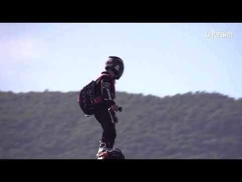 Son hoverboard intéresse les forces spéciales françaises