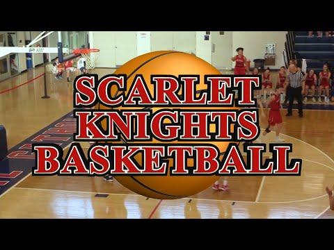 Scarlet Knights Basketball vs Pioneer Charter School of Science