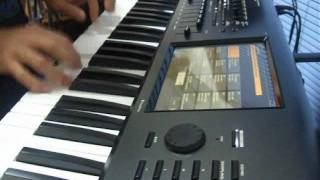 KORG KRONOS TEST DRIVE(ORIGINAL SOUNDS)