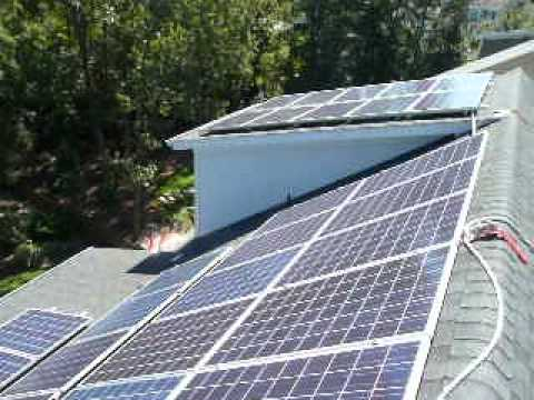 Raleigh 6.5 kw Solar PV Installation by Sun Dollar Energy, LLC