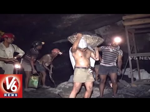 Special Story On Continuous Miner Machines | Singareni Collieries | V6 News