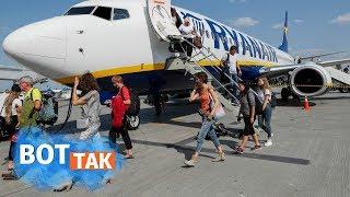 Беларуские туристы заполонили Киев