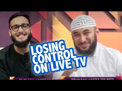 TOP 3 TIMES FAISAL & MUSA GOT THE GIGGLES ON LIVE TV | EMAN CHANNEL