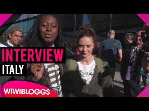 Francesca Michielin Italy @ Eurovision 2016 - interview | wiwibloggs