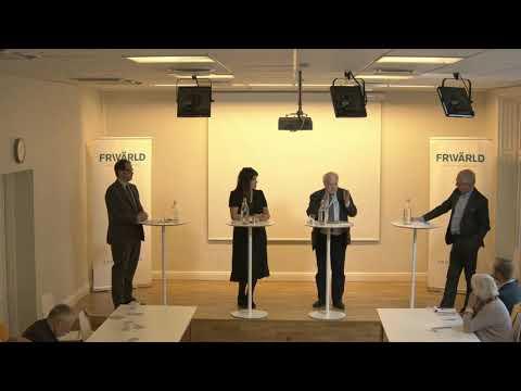 Paneldiskussion om hur levande den liberala demokratin är