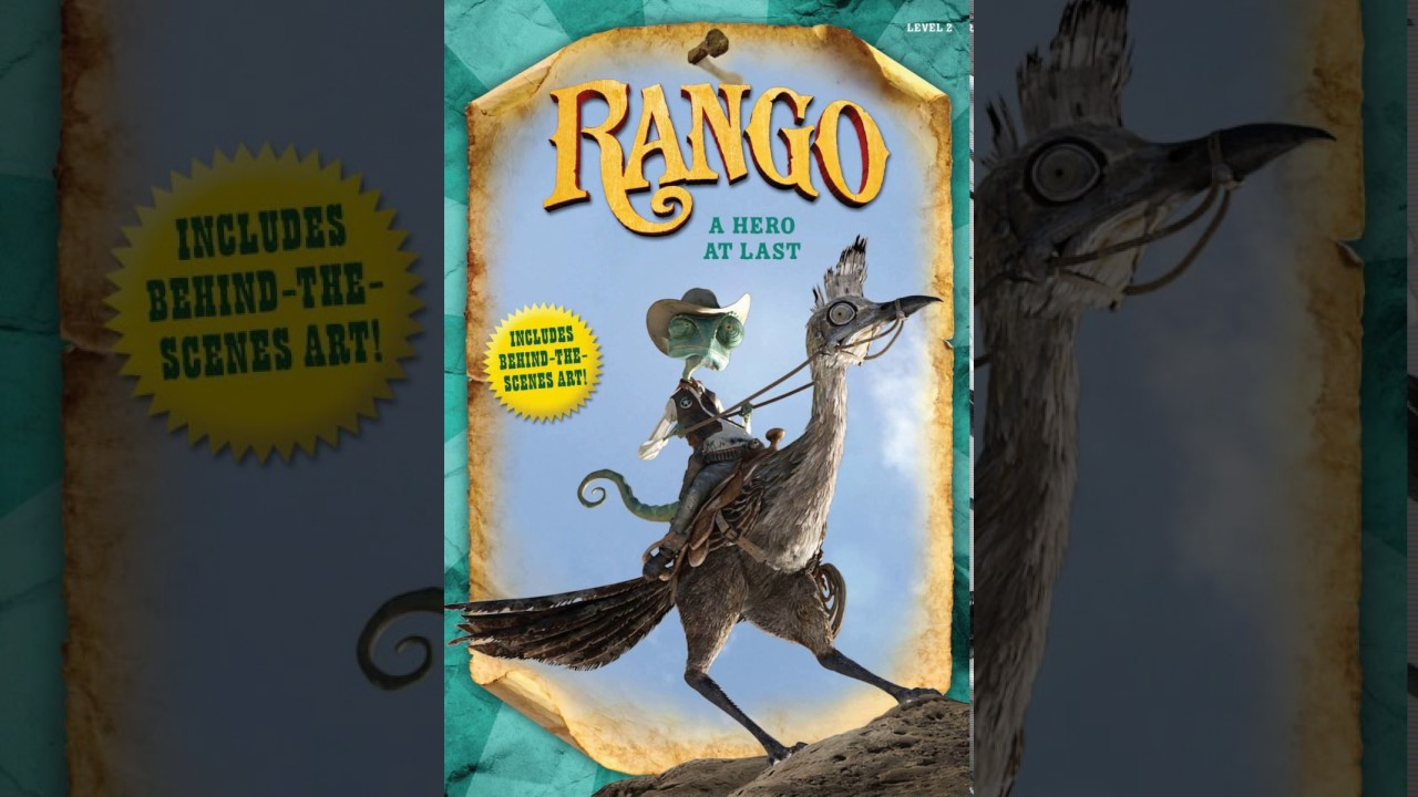 Download Rango OST 07. Lizard For Lunch - Jose Hernandez, Anthony Zuniga