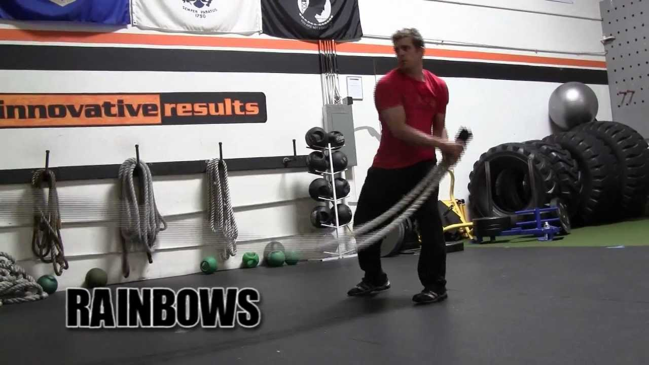 The Definitive Guide to Battling Ropes