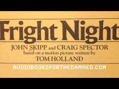 Fright Night novelization (unabridged audiobook)