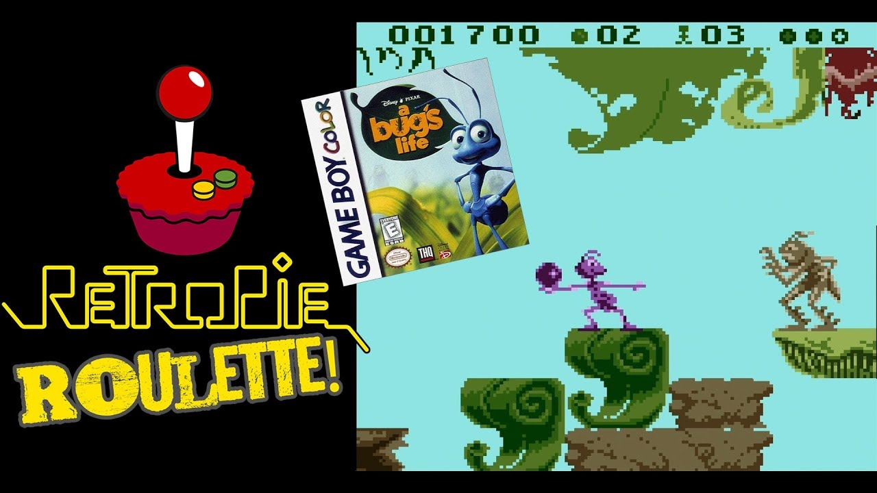 Play A Bug's Life Online – Game Boy Color(GBC) – Emulator ...