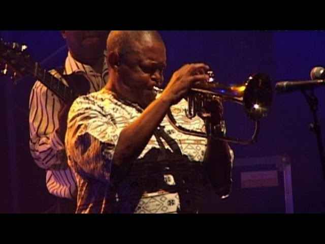 Hugh Masekela | Live & Interview At Paris