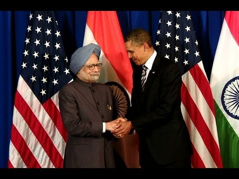Download President Obama and Prime Minister Singh of India Speak Before Bilateral Meeting