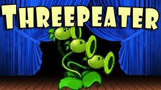 Plants vs Zombies - Threepeater audition FAILURE!
