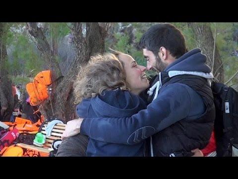 يورو نيوز: ليسبوس اليونانية تجمع شمل المحبين أيضا