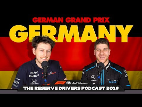 Keeping Up With The Kvyats | 2019 German GP Race Review | F1 Podcast