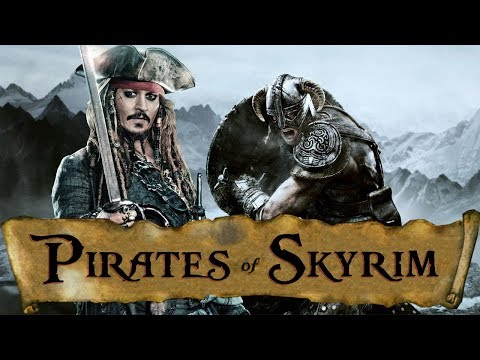 Pirates of Skyrim (OFFICIAL ONE HOUR VERSION) (Flipboitamidles Mashup)