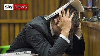 Pistorius Sick In Court As Photo Of Reeva