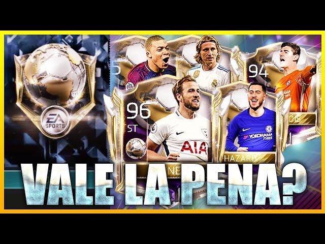 ABRO 6 SOBRES GOLDEN GREATEST VALE LA PENA ABRIRLOS? - FIFA MOBILE