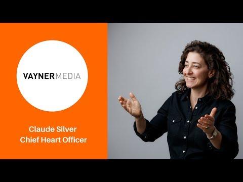 Episode #21 Claude Silver, Chief Heart Officer, VaynerMedia