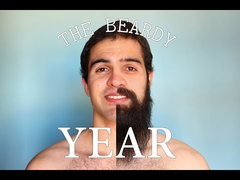 The Beardy Year
