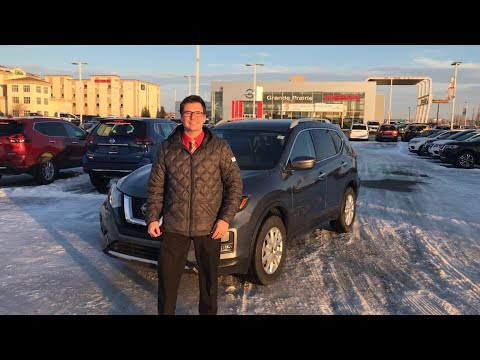 2019 Nissan Rogue SV AWD Review (Canada)