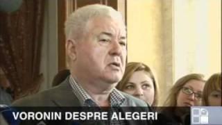 Voronin ştia că Dodon va pleca din PCRM: S-au înţeles încă în toamna trecută