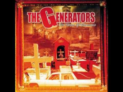 The Generators - Here I Go