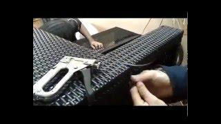 Изготовление плетеной мебели и изготовление мебели из искусственного ротанга Рамсес Ленд