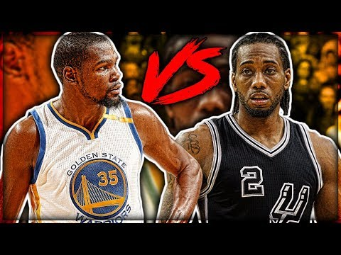 Kevin Durant vs Kawhi Leonard - WHO IS BETTER?!