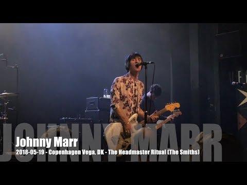 Johnny Marr - The Headmaster Ritual - 2018-05-19 - Copenhagen Vega, DK