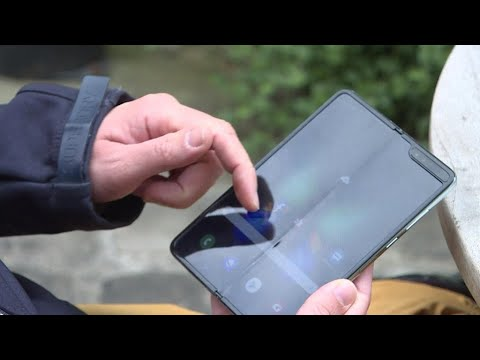 Samsung Galaxy Fold launch delayed amid screen breakage