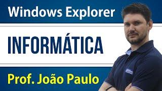 Informática para Concusos - Windows Explorer - AlfaCon