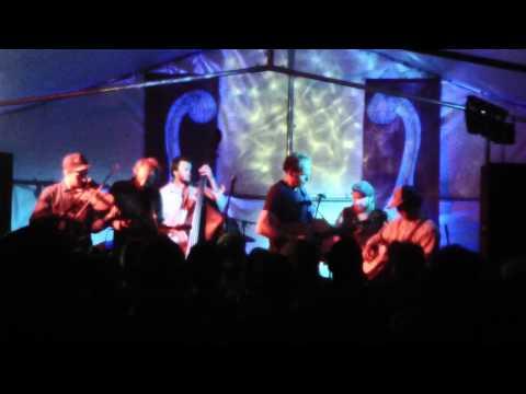 """The Lil' Smokies - """"White Freightliner Blues"""" - 9/20/14 - Lost Sierra Hoedown"""