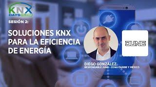 Sesión 2: Soluciones KNX para la eficiencia de energía