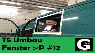 fufgubbel - VW T5 Umbau FENSTER #Sonnenlicht durch Fenster #12