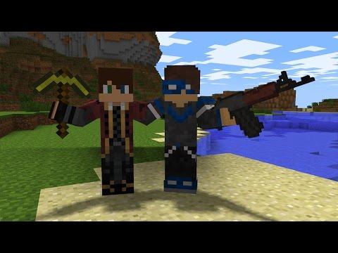 Выживание с друзьями | Minecraft | #1