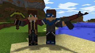 Выживание с друзьями   Minecraft   #1