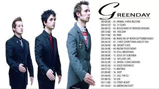 Green day Greatest Hits    Best of Green day