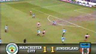 [90/91] Manchester City v Sunderland, May 11th 1991