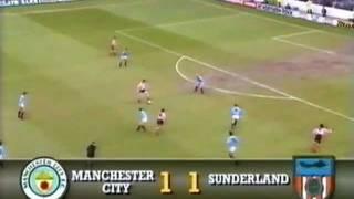 [90/91] Manchester City v Sunderland, May 11th 1991