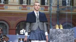 Thom Browne | Spring Summer 2018 Full Fashion Show | Menswear