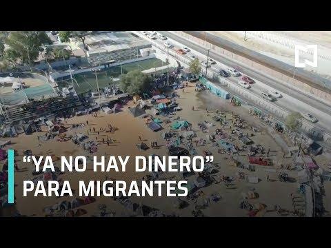 Tijuana pide declaratoria de emergencia ante ONU por crisis de migrantes - Despierta con Loret