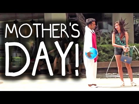 Mother's Day PRANK in Singapore - Women Reacting to Lost Child!