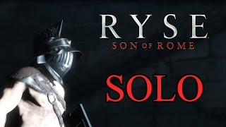Ryse: Son Of Rome - Solo -  PC Gameplay