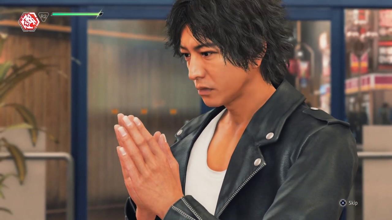 """Résultat de recherche d'images pour """"judgment pS4 gameplay"""""""