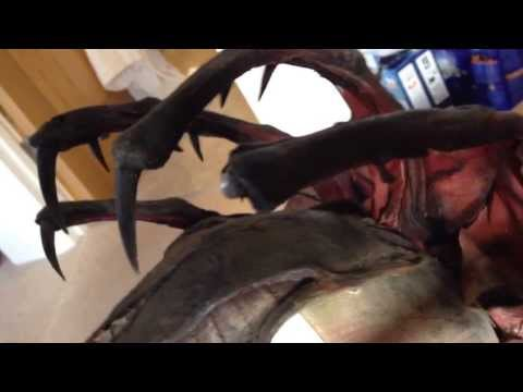 Jeepers Creepers 2 Original Mask Pre Restoration (1/2)